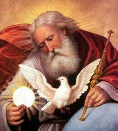 Eucaristia Espírito e Deus #padrescristianos