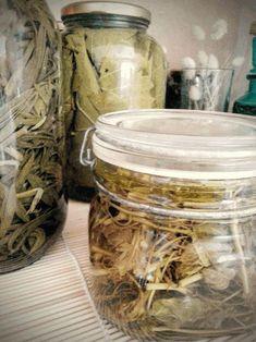 Αμπελοβλάσταρα τουρσί - Eva In Tasteland Mason Jars, Mason Jar, Glass Jars, Jars
