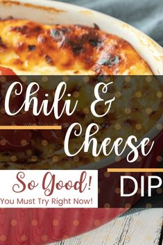 Whether you need a birthday party buffet super dish, a tailgating party dip, or a fast and simple anytime snack, this amazing dip recipe is most definitely going to be hit! It is great with any hungry crowd or family.  I have been making this Cream Cheese and Chili Dip dip for the last 15 years. Takings it to almost every potluck (bring a dish) event, CHILI CHEESE DIP RECIPE   Cream Cheese and Chili Dip   So Simple Even kids can do it!