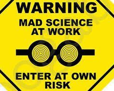 Image result for biohazard sign science party