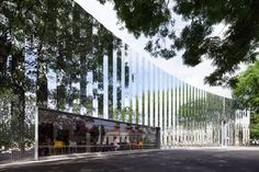 MAIIAM Contemporary Art Museum by all(zone) | Yellowtrace