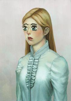kawaii - illustration by Lek Chan