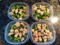 Chicken/brocoli