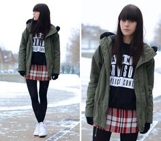 Get this look: http://lb.nu/look/5802603  More looks by Lucy De B.: http://lb.nu/lovelybylucy  Items in this look:  Parka