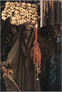 Azrael the Archangel of Death.