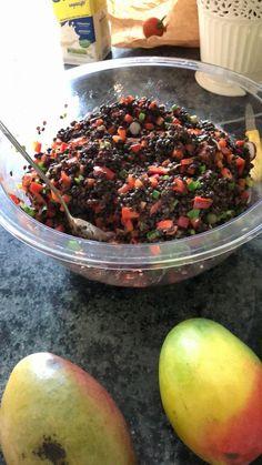 Mango, Cold Dishes, Mozzarella, Quinoa, Salads, Low Carb, Beef, Recipes, Food