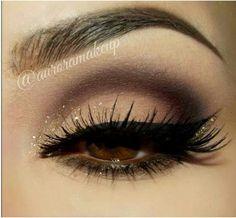 Beautiful Brown Eyed Bombshell