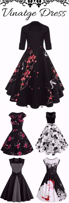 #500+ #Vintage #Dress Start From $2.99 | Up To 88%OFF | Sammydress.com