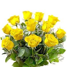 A Beleza das Rosas: Amarelas