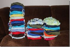 Some of my amazing (I have more now. Size 1 Diapers, Cloth Diapers, Amazing, Cover, Collection, Diapers
