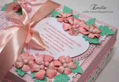 Pudełko z okazji narodzin dziecka/Box for new baby
