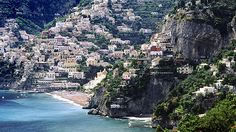 Always wanted to go here... Along with every other place in Italy! The Amalfi Coast.