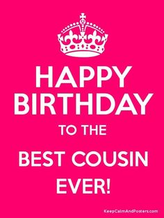 22 Ideas for funny happy birthday quotes for cousin so true Cousin Birthday Quotes, Happy Birthday Cousin, Cousin Quotes, Happy Birthday Funny, Happy Birthday Quotes, Happy Birthday Images, Happy Birthday Greetings, Birthday Messages, Birthday Wishes