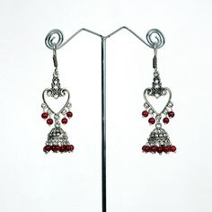 Rs 50.0 discount on all Earrings from Meherma Creation. Complete Collection Available here: http://www.indiebazaar.com/shop/meherma/earrings?sort=mr