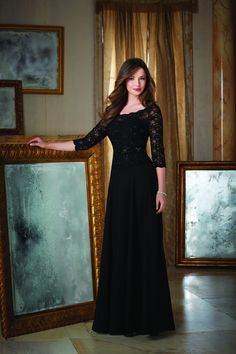 Cheap dress wedding gown, Buy Quality dress khaki directly from China gown meaning Suppliers: New Style A-Line Scalloped Satin Three Quarter Evening Dresses Cap Sleeve Party Dress Appliques Beads Lace Elegant Evening Gowns Mob Dresses, Bridal Dresses, Fashion Dresses, Bridesmaid Dresses, Lace Bridesmaids, Dresses 2016, Dressy Dresses, Sleeve Dresses, Chiffon Evening Dresses