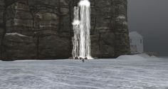 https://flic.kr/p/225L9xT | Binemust | Water Fall  Visit this location at Binemust in Second Life