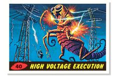 Mars Attacks : Directed by Tim Burton inspired by the Topps trading cards illustrated by Wally Wood . Mars Attacks, Tim Burton, Collector Cards, Title Card, Classic Monsters, The Martian, Pulp Fiction, Science Fiction, Comic Covers
