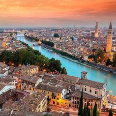 Verona, Italy  Photo by: @sennarelax  Use our #Vacations hashtag to be featured!