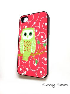 cute IPhone case, handmade by SassyCases, see Etsy