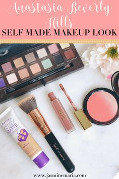 I have another fun collaboration and it's with my girlfriend Andrea from Glam Hungry Mom. We have been friends for a long time now it seems. Just like me, she also has two little boys and loves all things beauty. So we hit it off great. We wanted to create a makeup look using a …
