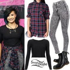 Demi Lovato ~ Style