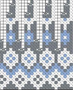 Fair Isle Knitting Patterns, Sweater Knitting Patterns, Knit Patterns, Knitting Videos, Free Knitting, Baby Knitting, Norwegian Knitting, Circular Knitting Needles, Cross Stitch Embroidery