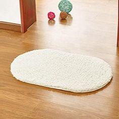 Foam Bath Mat Non Slip Absorbent Super Cozy Velvet Bathroom Rug Carpet for Oakland Raiders 17 inches X 24 inches Fit Oakland Raiders
