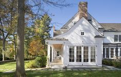 New England Farm House | Ken Vona Construction