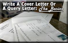 How to write a cover letter and/or a query letter for submission - Writer's Relief, Inc.