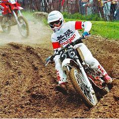 Johnny O'Mara Honda Mugen 125