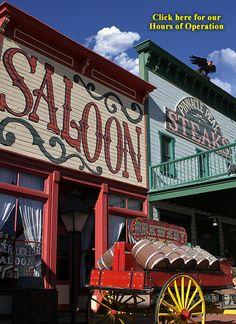 Trail Dust Town, Tucson, Az