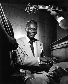 Nat king Cole..