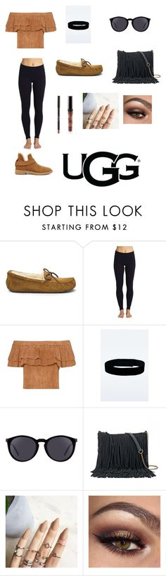 """""""The New Classics With UGG: Contest Entry"""" by fiacc ❤ liked on Polyvore featuring UGG, UGG Australia, Beyond Yoga, Urban Renewal, Yves Saint Laurent, SONOMA Goods for Life and ugg"""