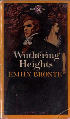 Gothic at its best. I have this edition of Wuthering Heights!