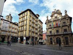 Adoquines y Losetas.: Plaza de Ayuntamiento