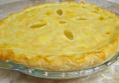 The Perfect Gluten Free Pie Crust... Sub Earth Balance- Soy Free