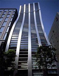 De Beers Ginza Building - Tokio, Japon. Immovlan.be