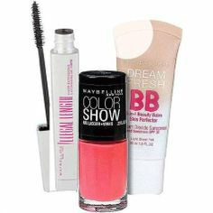 Maybelline Cosmetics.... Need Some Color In Your Life?  #beauty