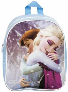 Disney Frozen Elsa Anna School Bag Backpack Childrens Rucksack School & Nursery