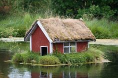 duck house   how cute!!