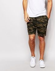 Abercrombie & Fitch Camo Shorts