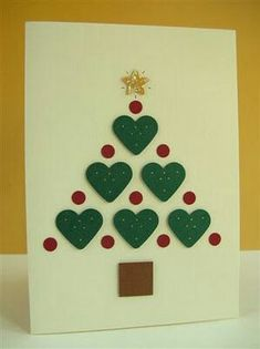 Diy christmas cards 182466222379015157 - Punch Art Fun: It's all about the trees… Source by scrapfuzz Cute Christmas Tree, Christmas Door, Christmas Crafts For Kids, Xmas Crafts, Felt Christmas, Handmade Christmas, Christmas Decorations, Christmas Punch, Christmas Activities