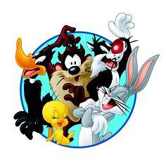 Sylvester, Tweety, Taz, Bugs Bunny, Duffy Duck