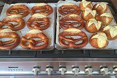 Schwäbische Laugenbrezel (Rezept mit Bild) von romasieu   Chefkoch.de