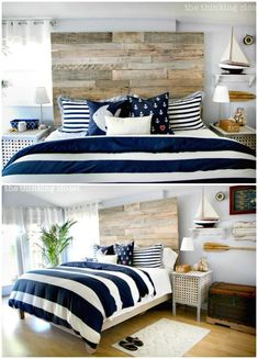 How To Build a Pallet Headboard - 40 Pallet Headboard Ideas to DIY for Your Beds - DIY & Crafts