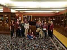 Happy Maroon Friday from our fabulous Templeton Music Museum. #MaroonFriday #hailstate