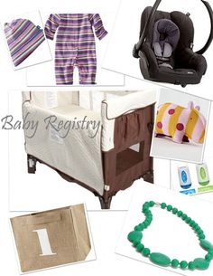 Prepping for A Little Person...Baby Registry part 1