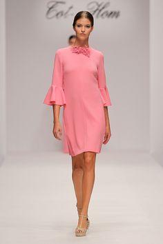 Lovely Inspirations Beautiful in Pink Latest Ankara Dresses, Ankara Dress Styles, Warm Outfits, Chic Outfits, Spring Outfits, Fashion 2017, Look Fashion, Fashion Dresses, Gala Dresses