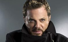 Eddie Izzard - a comedy genius who is totally owns the concept of men wearing eye liner.