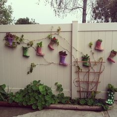 Image result for purple garden decor